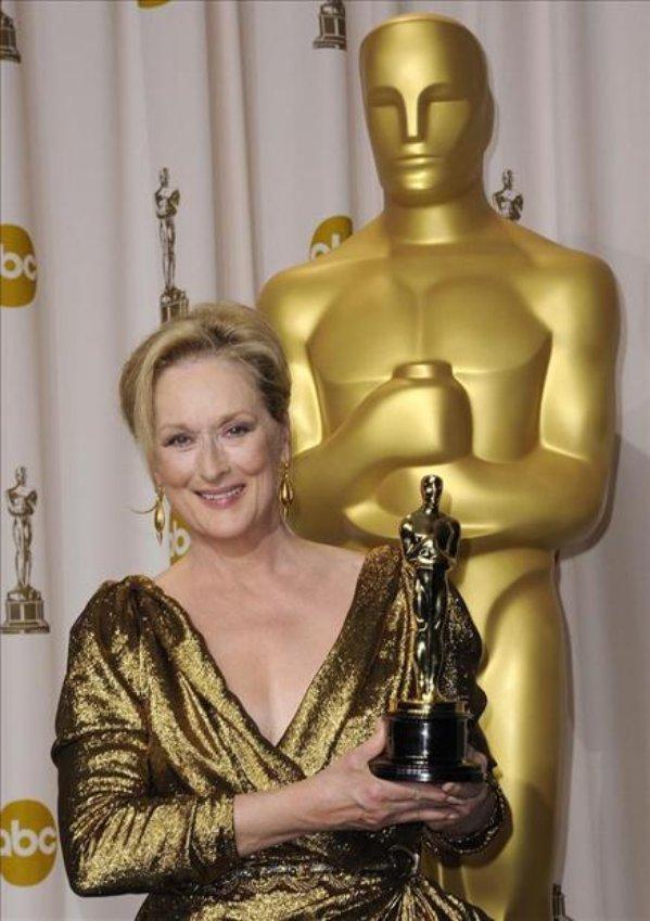Meryl Streep, la ex eterna nominada a los Oscar
