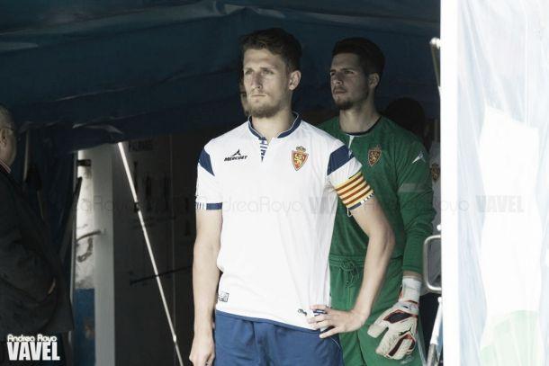 Álvaro Meseguer debuta en una convocatoria del Real Zaragoza