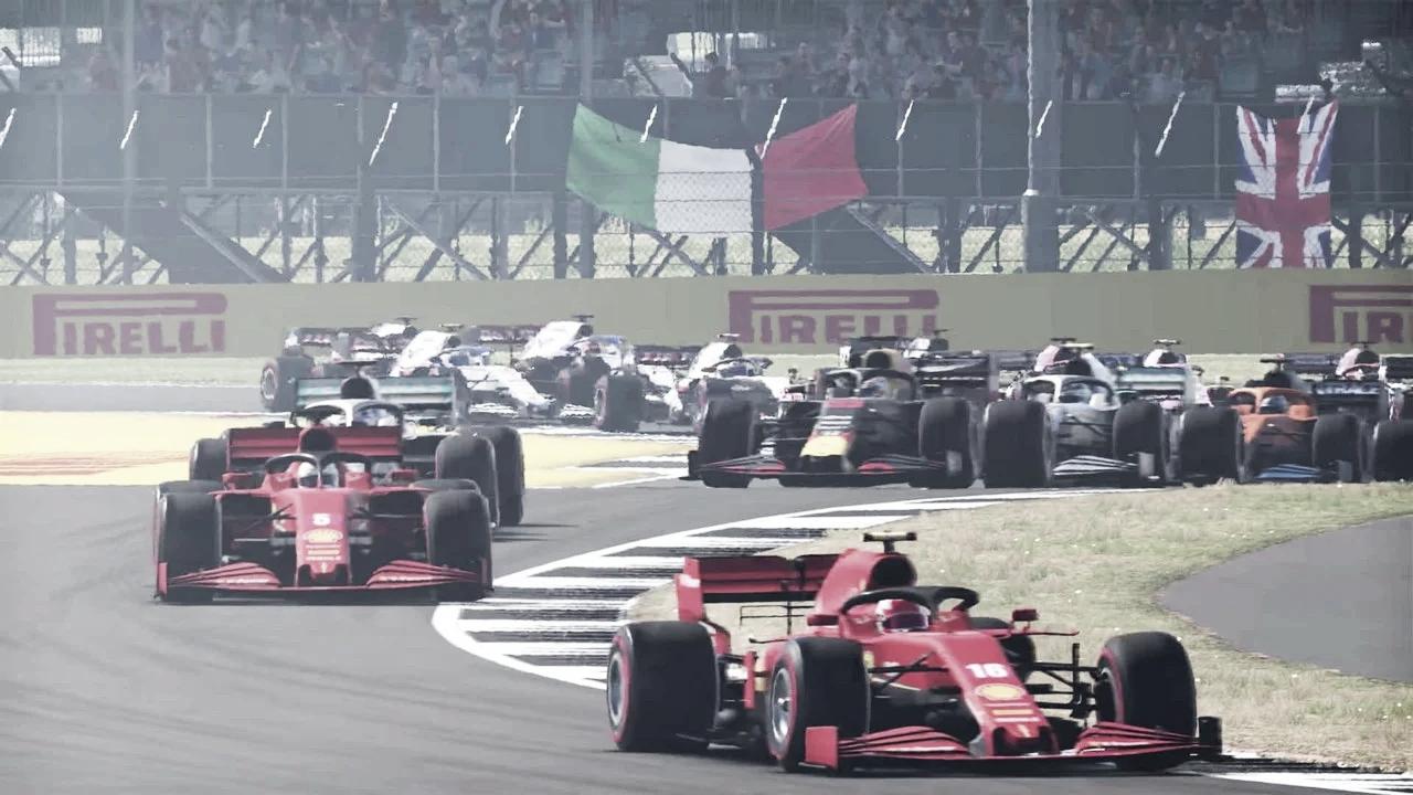 Sub Campeones de la F1