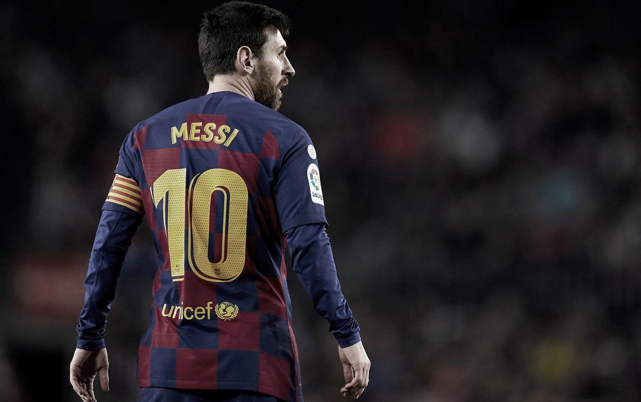 """Josep Bartomeu habla de Messi: """"quiere terminar con su carrera en el Barcelona"""""""
