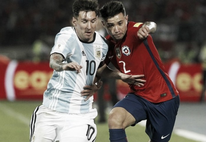 "Messi: ""Era importante ganar hoy"""