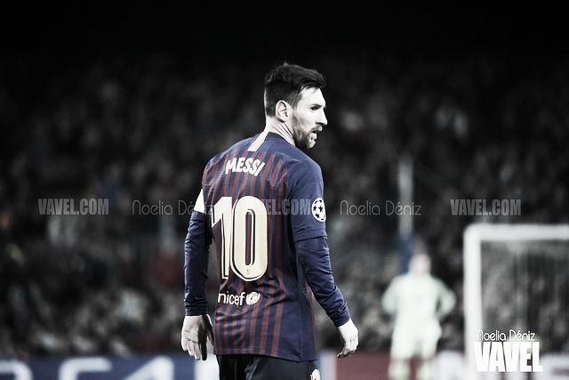 Mascherano defiende a Messi de las críticas con la selección