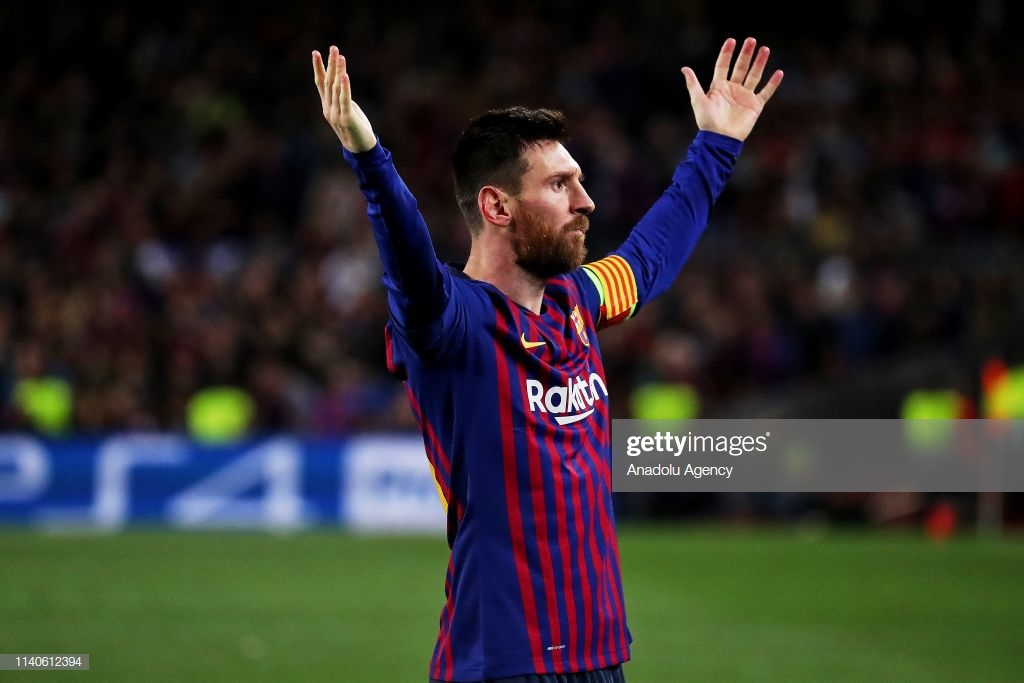 Barcelona 3-0 Liverpool: Messi weaves his magic to see Barca with one foot in the Champions League final