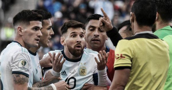 Las posibles represalias para Messi desde la Conmebol