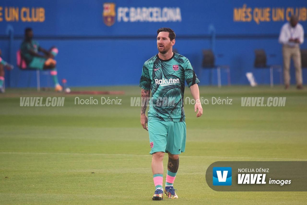 Histórico: Messi está libre