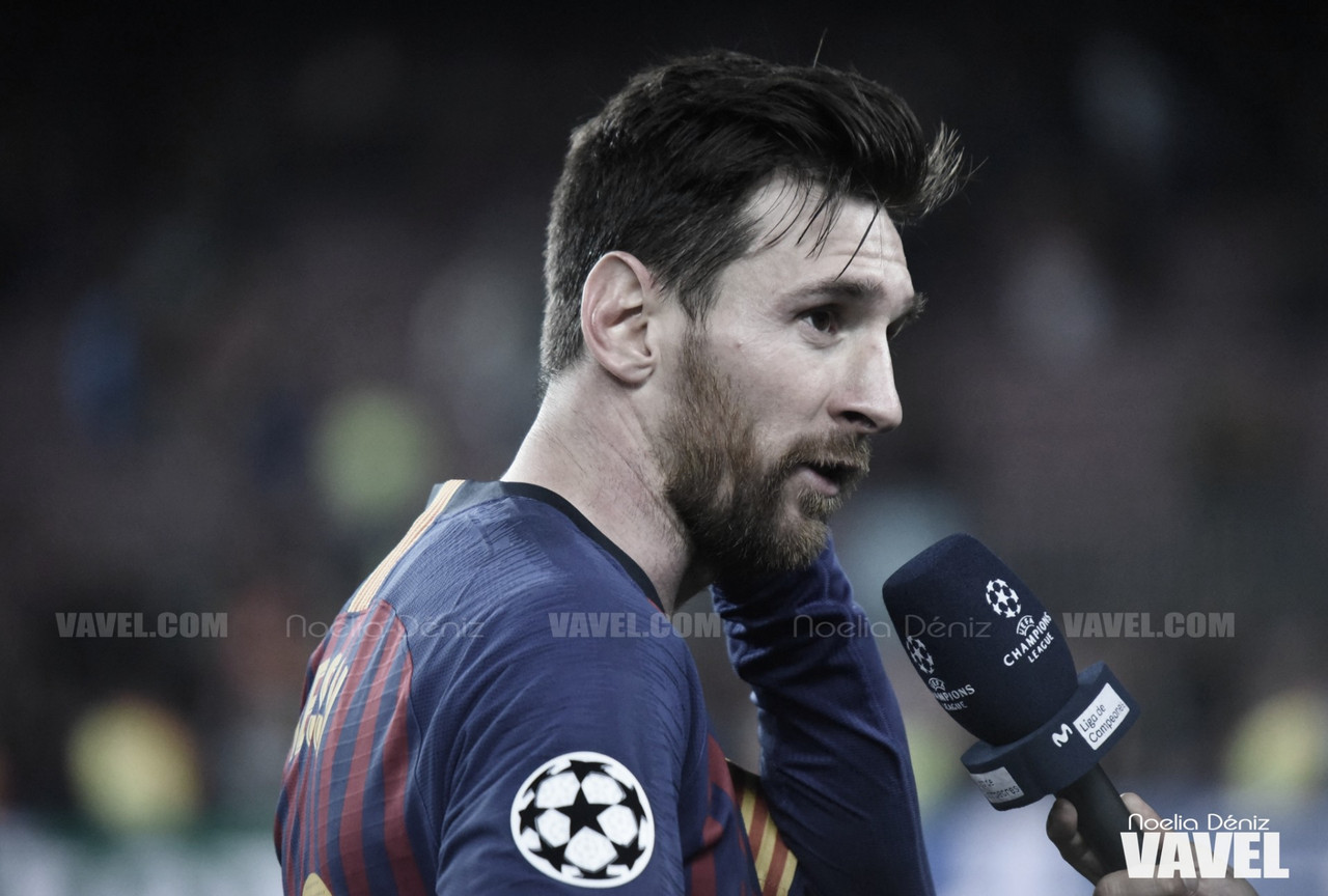 """Messi: """"Cuando no disfrute jugando, lo dejaré"""""""