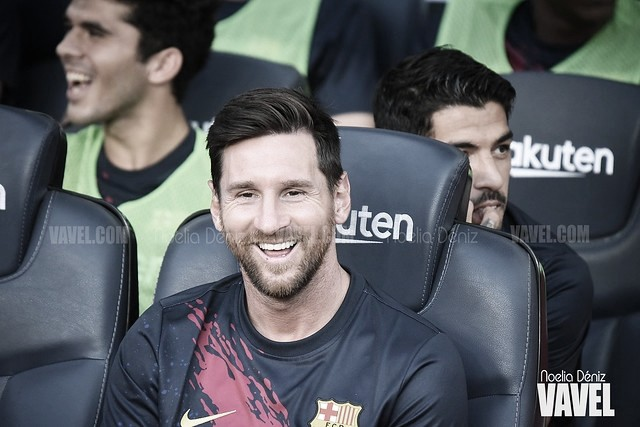 Messi 'is back'
