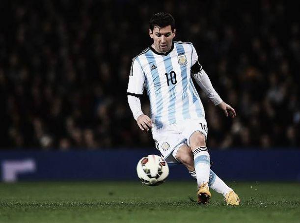 Lionel Messi: o melhor jogador do mundo em ação na Copa América 2015