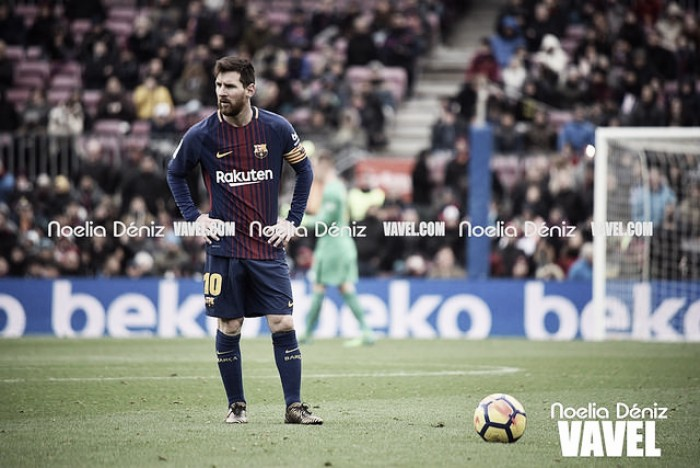 Messi iguala Müller na artilharia histórica das grandes ligas europeias