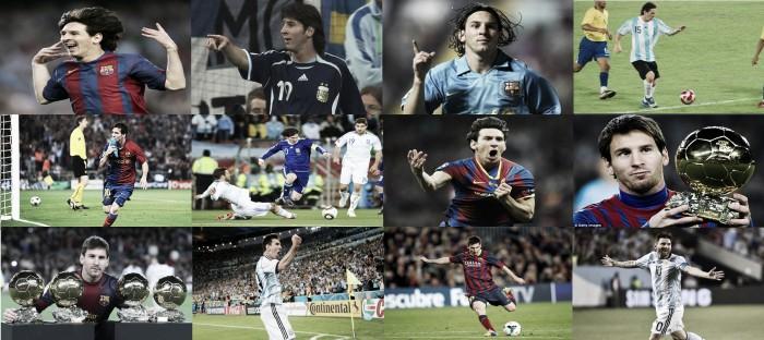 El fútbol a sus pies