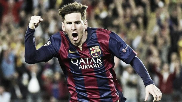 Barcelona 3-0 Bayern Munich: Messi sensational as hosts gain huge first-leg advantage