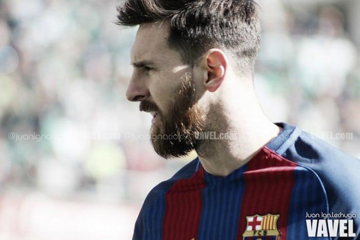 Leo Messi, Pichichi en solitario