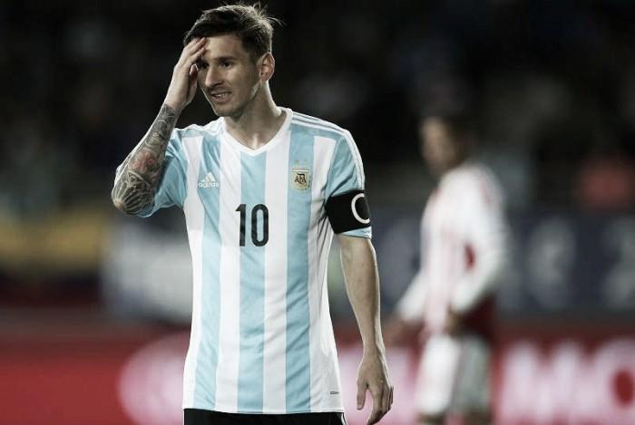 """Lionel Messi: """"No me interesan los récords"""""""