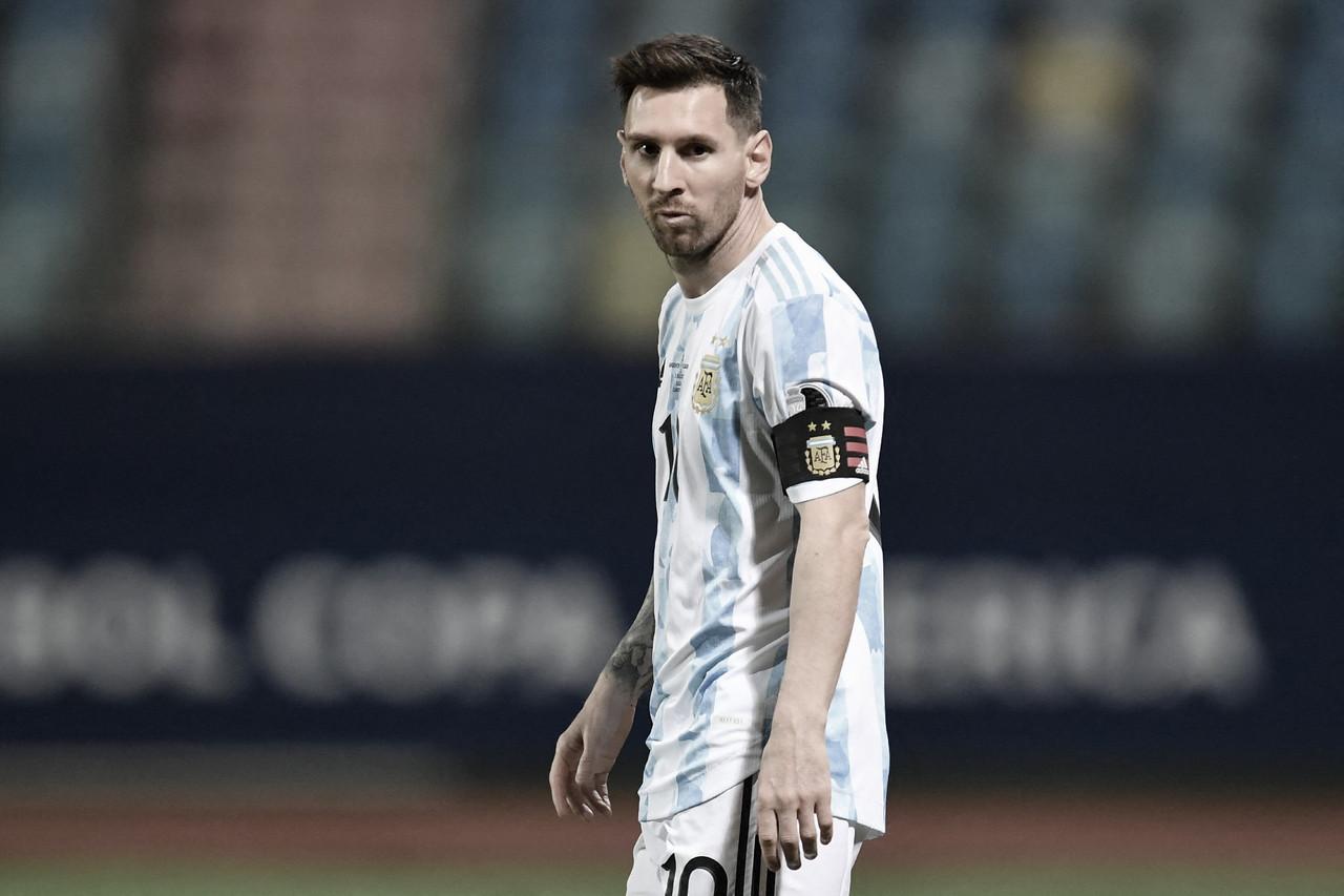 Scaloni afirma que Messi é o maior de todos os tempos
