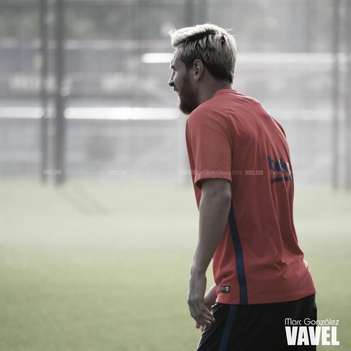 Messi vuelve a la convocatoria