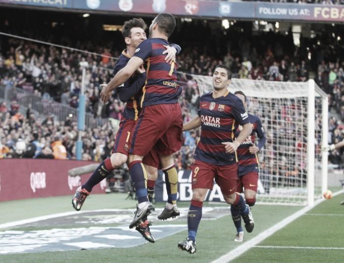 Liga, il Barça cala il poker contro il Granada (4-0)