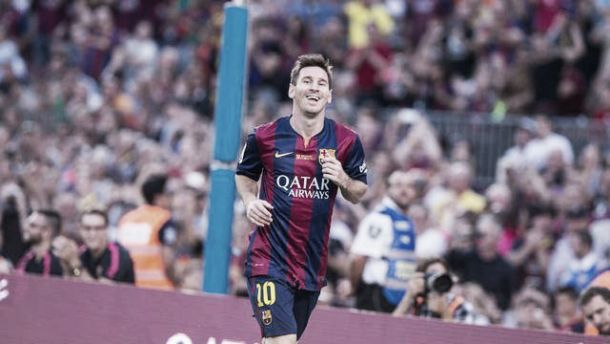 Rayo 0-2Barcelona: Bravo sets record; Messi and Neymar give Barca another win