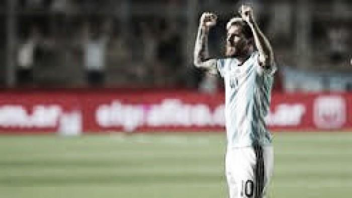 El juego del mediocampo vs Colombia