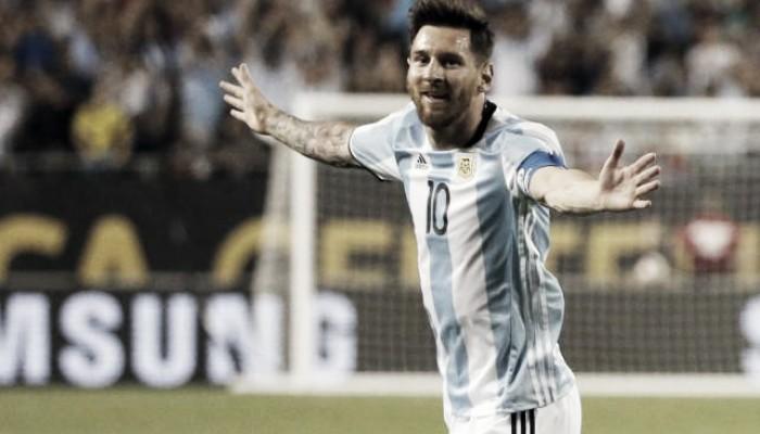 """Messi: """"Ojalá esta sea nuestra Copa, es lo que deseamos todos"""""""