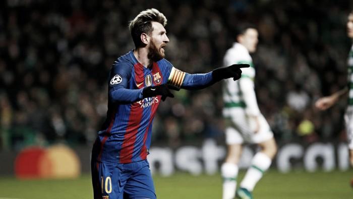 Leo Messi, centenario internacional