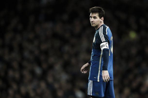 Messi admite que ainda não esqueceu erros cometidos pela Argentina na final da Copa