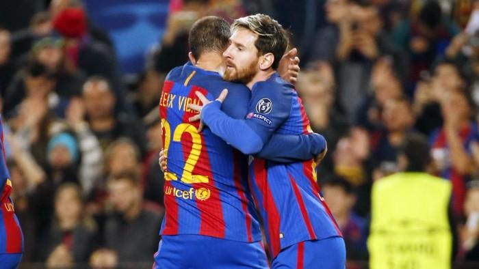 Champions League, Barcellona-Borussia M'Gladbach: le probabili formazioni