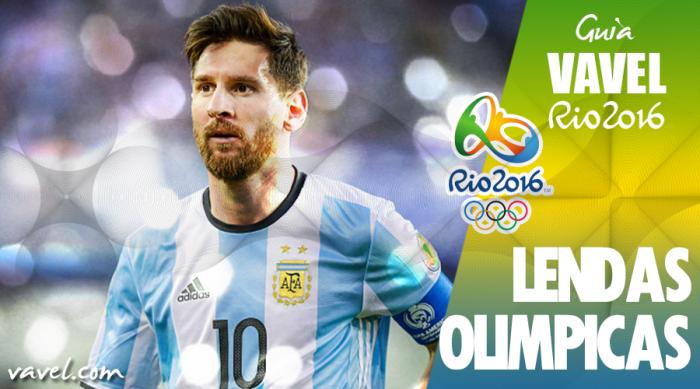 Lendas Olímpicas: Lionel Messi, o herói da Argentina bicampeã em Pequim 2008