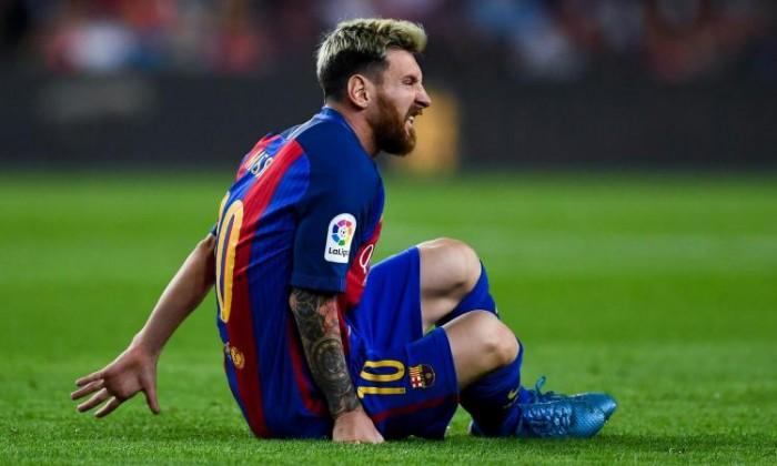 Barcellona, Leo Messi ko: starà fuori tre setttimane