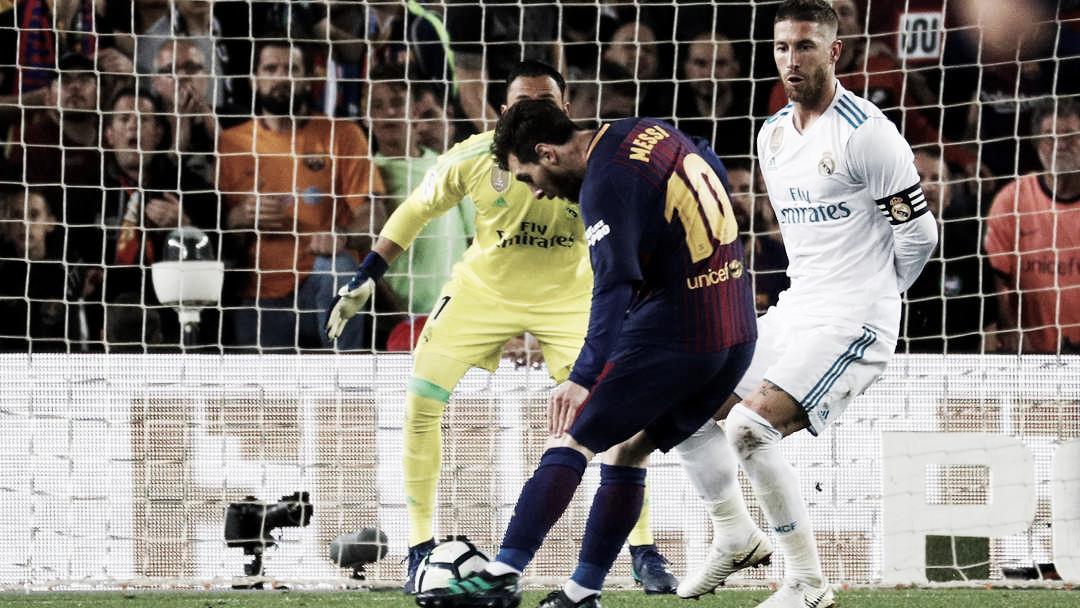 Com Messi confirmado, Barcelona recebe Real Madrid pelas semifinais da Copa do Rei