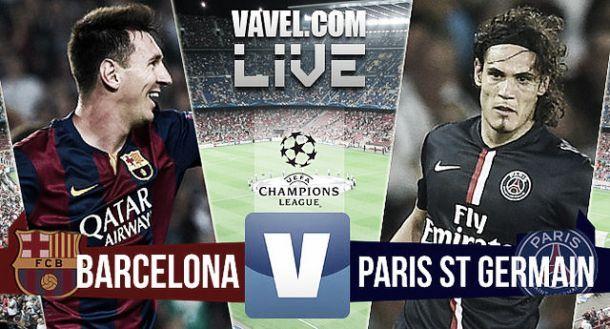 Risultato Barcellona - Psg di Champions League 2-0