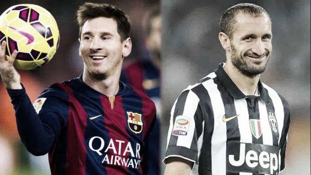 Chiellini sobre golo de Messi na final da Taça: «Não o poderia fazer em Itália»