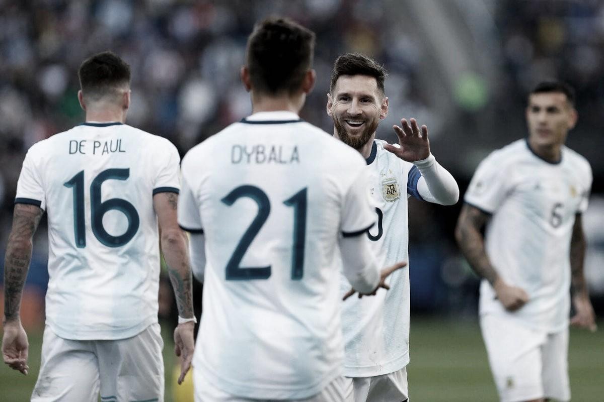 """Messi ataca Conmebol após evitar medalha: """"Não temos que fazer parte dessa corrupção"""""""