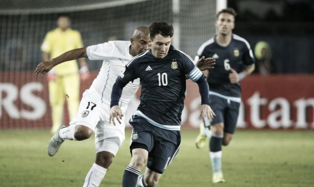 """Messi: """"Ser primeros"""""""