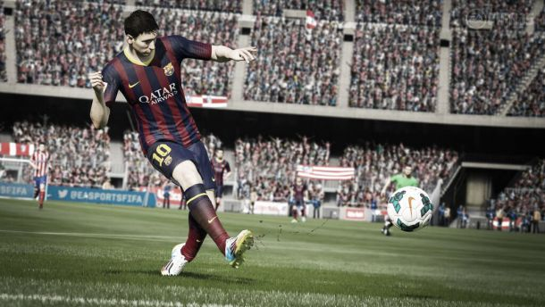 FIFA 15: 5 thoughts so far