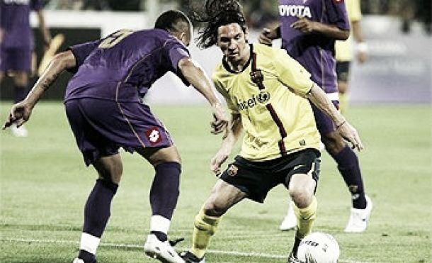 Fiorentina - FC Barcelona: reencuentro en Florencia