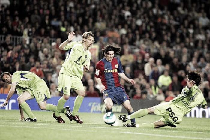 Cuando el Camp Nou fue el Estadio Azteca