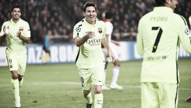 APOEL vs FC Barcelona: Lionel Messi looks to break Raul's all-time top scorer record