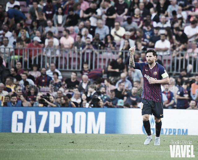 Messi suma 11 ediciones consecutivas de LaLiga marcando 20 goles