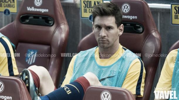 Médico argentino acredita que lesão de Messi poderá se agravar caso atue diante do Real Madrid