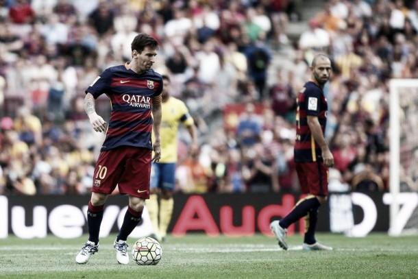 Messi vuelve al Once ideal de la Jornada de Champions League