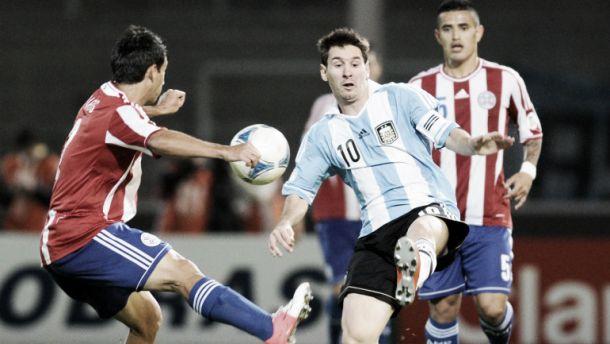 Paraguay - Argentina: La Previa