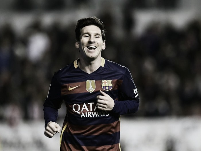 Rayo Vallecano 1-5 Barcelona: Messi shines as Barca breaks Spanish league record