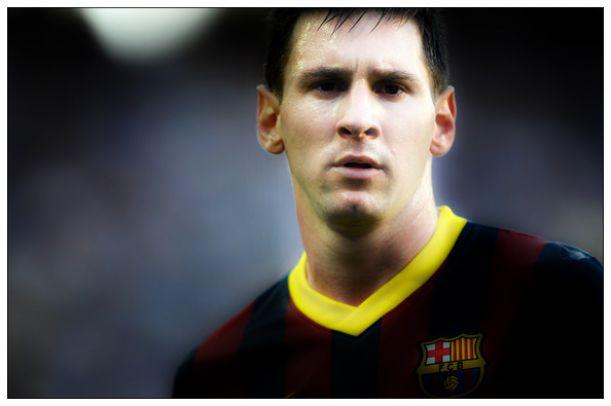Messi le magnifique