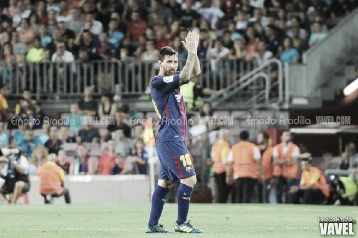 """Messi y Valverde, entre los nominados al premio """"The Best"""""""