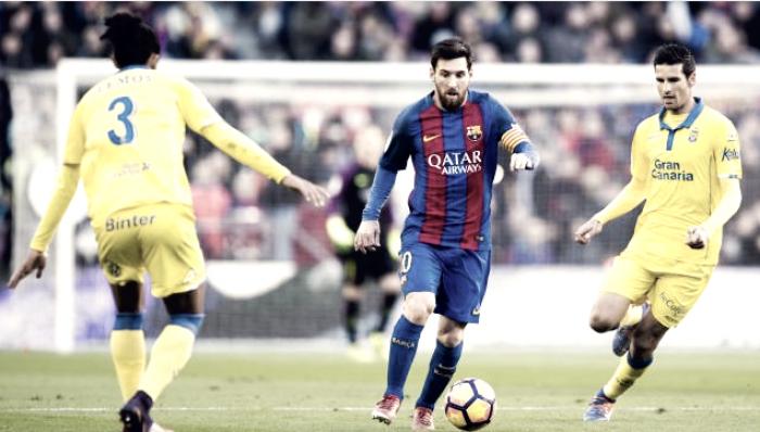 Previa FC Barcelona - UD Las Palmas: semana de alta tensión