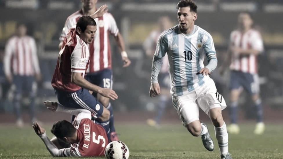 Los últimos antecedentes entre Argentina y Paraguay