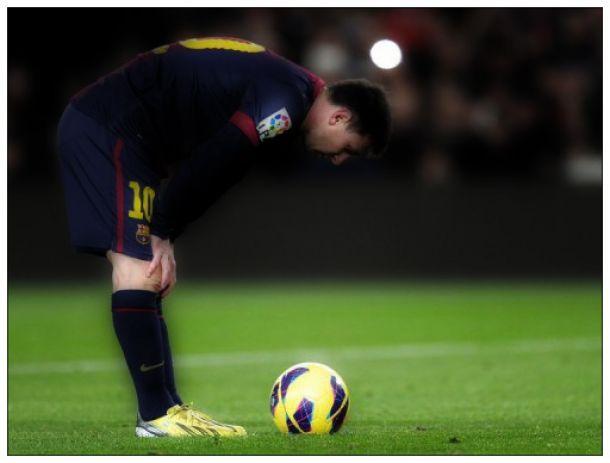 FC Barcelone - Getafe CF : Messi est guéri
