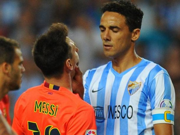 """Weligton: """"Messi called me a son of a b***h"""""""