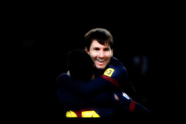 """Tello """"Je ne me souviens pas avoir gueulé sur Messi"""""""