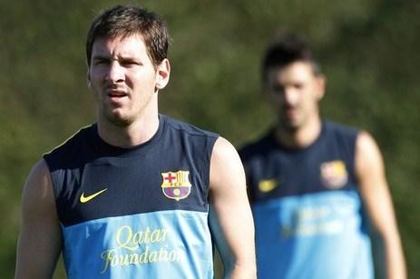 """Messi: """"Avevo voglia di tornare ad allenarmi"""""""